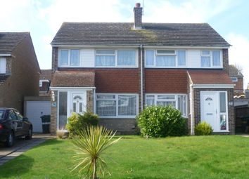 Thumbnail 3 bed property to rent in Riverhead Close, Maidstone