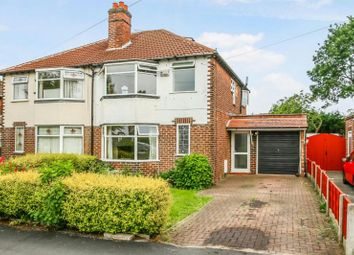 Thumbnail 3 bedroom semi-detached house to rent in Sylvan Avenue, Timperley, Altrincham
