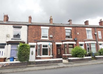Thumbnail 2 bedroom terraced house to rent in Hyde Road, Woodley, Stockport