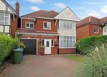 Thumbnail 4 bed detached house for sale in Wigginton Road, Tamworth