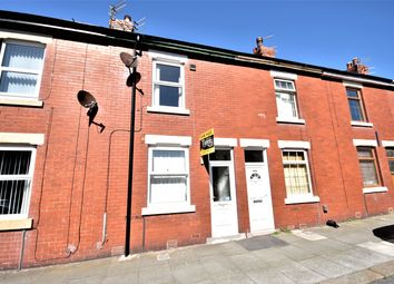Thumbnail 2 bedroom terraced house for sale in Drummond Avenue, Blackpool, Lancashire