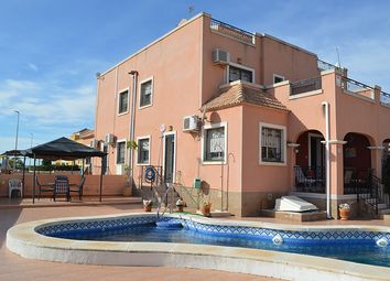 Thumbnail 3 bed town house for sale in Spain, Valencia, Alicante, Los Montesinos