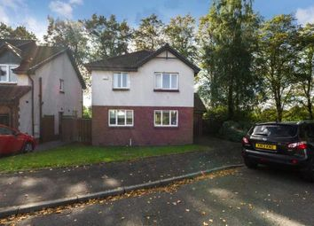 Thumbnail 5 bed detached house for sale in Ellon Way, Paisley, Renfrewshire