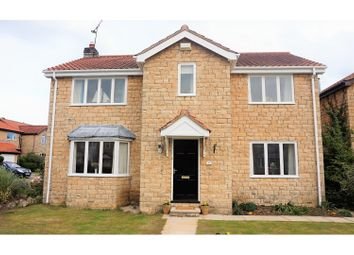 Thumbnail 4 bed detached house for sale in Turnpike Road, Tadcaster