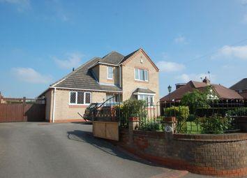 Thumbnail 4 bedroom property to rent in Church Road, Stretton, Burton Upon Trent, Burton Upon Trent, Staffordshire