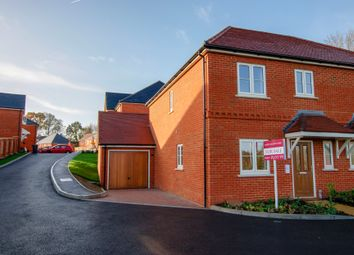 Thumbnail 3 bedroom semi-detached house for sale in Silver Court, Hartley Wintney, Hook