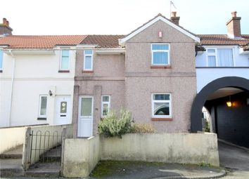 Thumbnail 3 bedroom terraced house for sale in Archway Avenue, Mount Gould, Plymouth