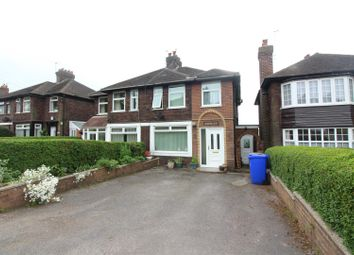Thumbnail 3 bed semi-detached house for sale in Lightwood Road, Lightwood, Longton, Stoke-On-Trent