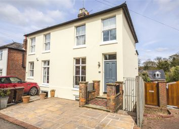 Thumbnail 4 bed semi-detached house for sale in Prospect Road, St. Albans, Hertfordshire