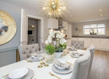 """Thumbnail 4 bedroom detached house for sale in """"Stevenson"""" at Worthing Road, Southwater, Horsham"""