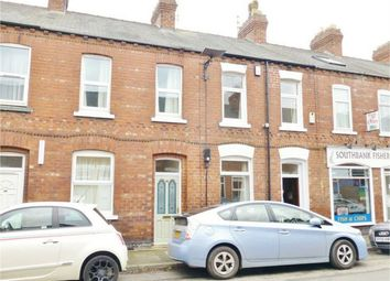 Thumbnail 1 bedroom terraced house to rent in South Bank, Queen Victoria Street, York