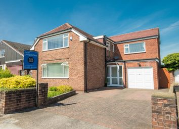 Thumbnail 4 bed detached house for sale in Woodfield Road, Ormskirk, Lancashire