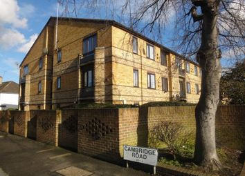 Thumbnail 1 bed flat for sale in Oak Lodge, 56 Cambridge Park, Wanstead, London