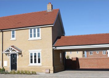 Thumbnail 3 bed semi-detached house to rent in Grange Road, Tiptree, Colchester
