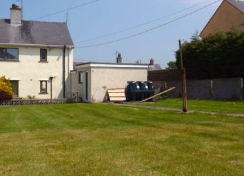 Thumbnail 3 bed semi-detached house to rent in Maes Y Plas, Llanfechell, Ynys Mon