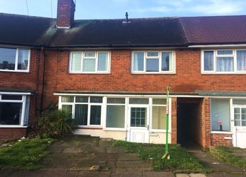 Thumbnail 3 bed terraced house for sale in Gorsefield Road, Shard End, Birmingham