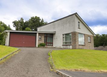 Thumbnail 4 bed detached house for sale in Lubnaig Drive, Callander
