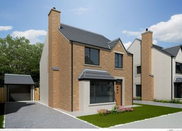 Thumbnail 3 bed detached house for sale in Chantry Gardens, Station Road, Greenisland, Carrickfergus
