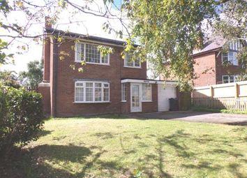Thumbnail 3 bedroom detached house for sale in Ffordd Y Llan, Treuddyn, Mold, Flintshire