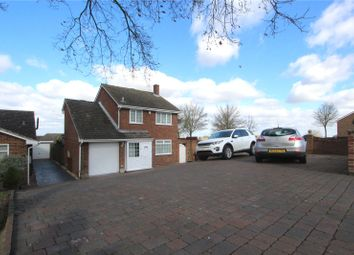 Thumbnail 4 bed detached house for sale in Archery Close, Cliffe Woods, Rochester, Kent