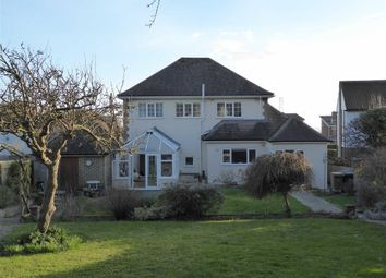 Thumbnail 4 bedroom detached house for sale in Collinswood Drive, St Leonards-On-Sea, East Sussex