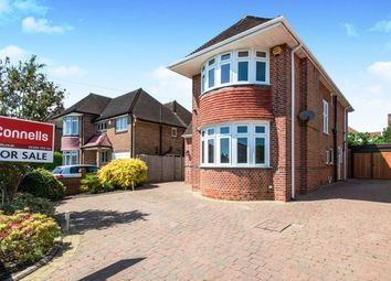 Thumbnail 3 bed detached house for sale in Warwick Road, Shirley, Southampton