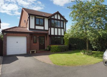 Thumbnail 4 bed detached house for sale in Mear Drive, Borrowash, Derby