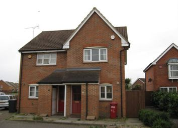 Thumbnail 2 bed property to rent in Chapels Close, Cippenham, Slough