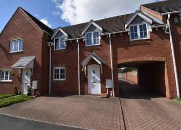 Thumbnail 3 bed terraced house to rent in Dulwich Grange, Bratton, Telford
