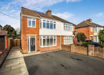 Thumbnail 2 bed flat for sale in Arthray Road, Botley, Oxford