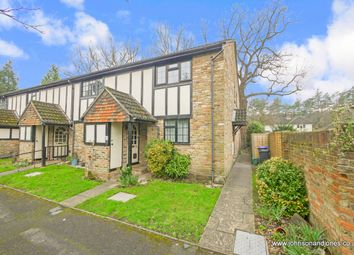 Thumbnail 1 bed maisonette for sale in Limebush Close, New Haw