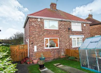 Thumbnail 2 bedroom semi-detached house for sale in Beech Grove, Trimdon Station