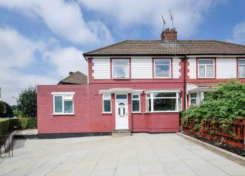 Thumbnail 4 bed semi-detached house for sale in Queensbury Road, Wembley