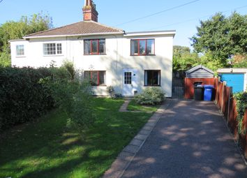 Thumbnail 3 bed semi-detached house for sale in South Road, Beccles