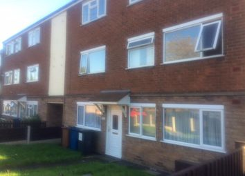 Thumbnail 2 bed flat to rent in Netherstowe, Lichfield