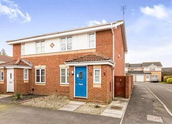 Thumbnail 3 bed semi-detached house for sale in Challenger Drive, Priddys Hard, Gosport
