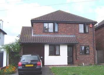 Thumbnail 4 bed detached house to rent in Station Road, Leigh-On-Sea