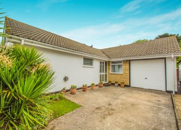 Thumbnail 3 bedroom detached bungalow for sale in Bassett Road, Sully, Penarth