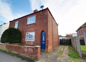 Thumbnail 3 bed semi-detached house for sale in Glebe Road, Brigg