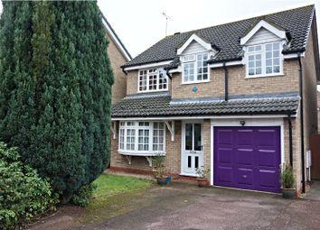 Thumbnail 4 bedroom detached house for sale in Herbert Road, Ipswich
