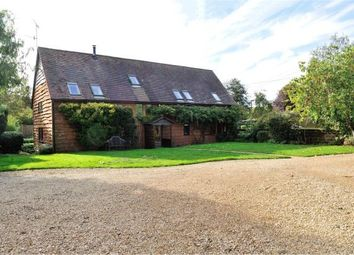 Thumbnail 5 bed barn conversion for sale in Crossway Green, Stourport-On-Severn, Worcestershire