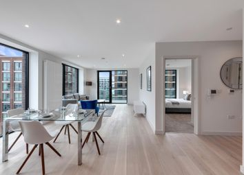 Thumbnail 2 bed flat for sale in 13D.06.07, John Cabot House, Royal Wharf