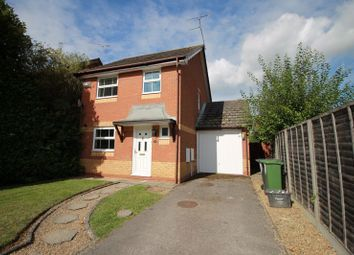 Thumbnail 3 bed detached house to rent in Sacombe Green, Luton