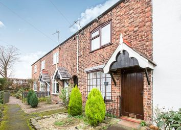 Thumbnail 1 bed terraced house to rent in Copyhold Northwich Road, Weaverham, Northwich