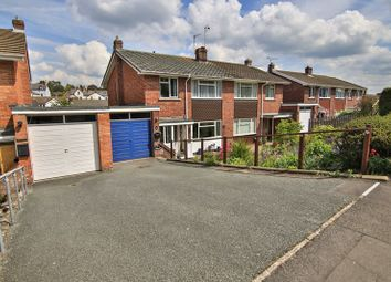 Thumbnail 3 bedroom semi-detached house for sale in Cresta Road, Abergavenny