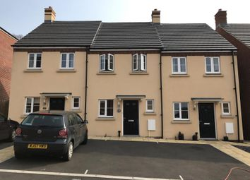 Thumbnail 2 bed terraced house to rent in Grove Gate, Taunton, Somerset