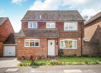 Thumbnail 4 bed detached house for sale in Monks Walk, Southfleet