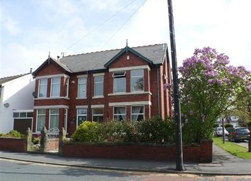 Thumbnail 5 bed property for sale in Moorland Road, Poulton Le Fylde
