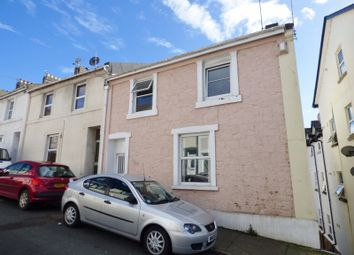 Thumbnail 3 bed end terrace house to rent in Alexandra Road, Torquay