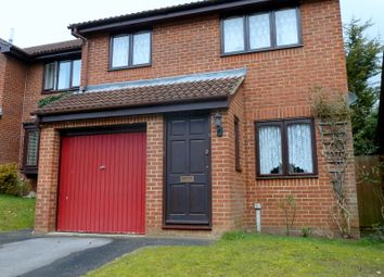 Thumbnail 3 bed detached house for sale in Aspen Close, Whitehill, Bordon, Hampshire